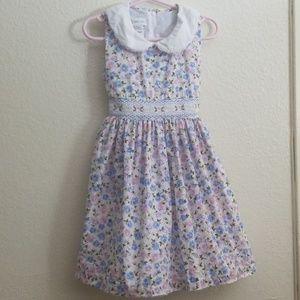 Bonnie Jean 4T Peter pan collar dress